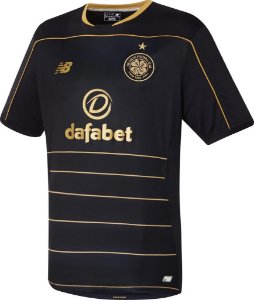 Camisa oficial New Balance Celtic 2016 2017 II jogador