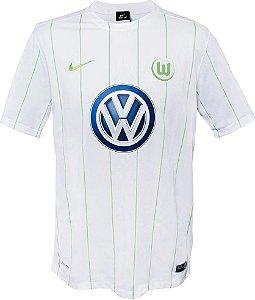 Camisa oficial Nike Wolfsburg 2016 2017 II jogador