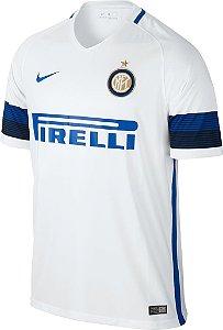 Camisa oficial Nike Inter de Milão 2016 2017 II jogador