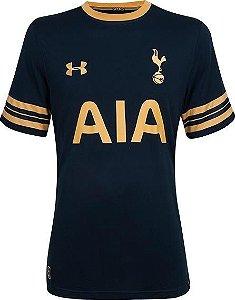 Camisa oficial Under Amour Tottenham Hotspur 2016 2017 II jogador