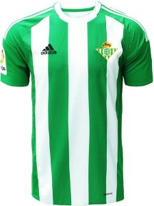 Camisa oficial Adidas  Betis 2016 2017 I jogador
