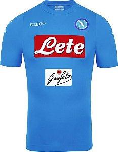 Camisa oficial Kappa Napoli 2016 2017 I jogador