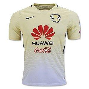 Camisa oficial Nike América do México 2016 2017 I jogador