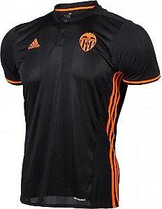 Camisa oficial Adidas Valencia 2016 2017 II jogador