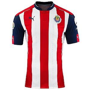 Camisa oficial Puma Chivas Guadalajara 2016 2017 I jogador