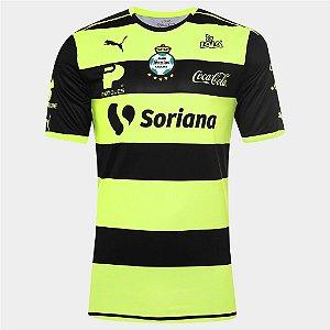 Camisa oficial Puma Santos Laguna 2016 2017 II jogador