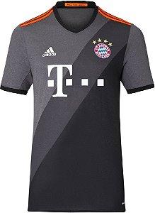 Camisa oficial Adidas Bayern de Munique 2016 2017 II jogador