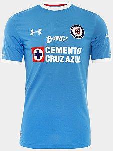 Camisa oficial Under Amour Cruz Azul 2016 2017 I jogador