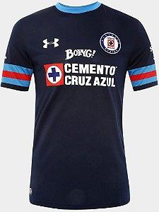Camisa oficial Under Amour Cruz Azul 2016 2017 III jogador