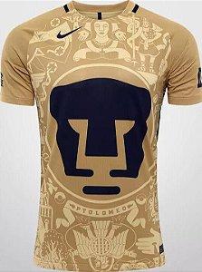 Camisa oficial Nike Pumas Unam 2016 2017 I jogador