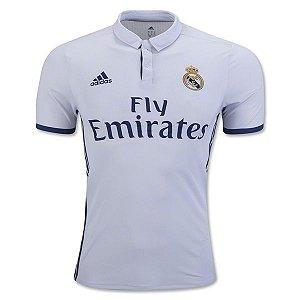 Camisa oficial Adidas Real Madrid 2016 2017 I jogador
