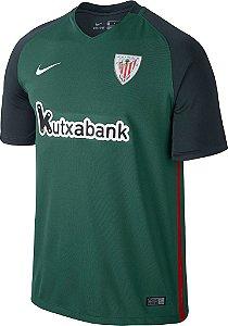 Camisa oficial Nike Atlético de Bilbao 2016 2017 II jogador