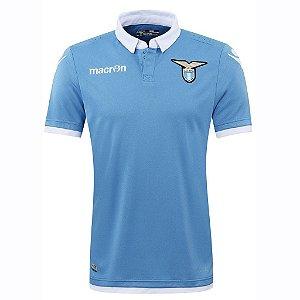 Camisa oficial Macron Lazio 2016 2017 I jogador