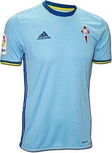 Camisa oficial Adidas Celta de Vigo 2016 2017 I jogador