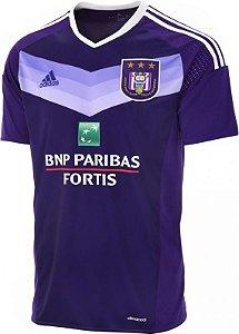 Camisa oficial Adidas Anderlecht 2016 2017 I jogador
