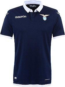 Camisa oficial Macron Lazio 2016 2017 II jogador