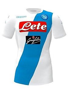 Camisa oficial Kappa Napoli 2016 2017 II jogador