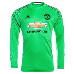 Camisa oficial Adidas Manchester United 2016 2017 I Goleiro