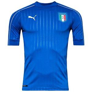 Camisa oficial Puma seleção da Italia Euro 2016 I jogador  Pronta entrega