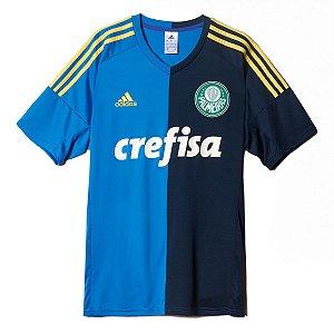 Camisa oficial Adidas Palmeiras 2016 III jogador Pronta entrega