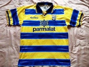 Camisa Retro Parma 1998 1999