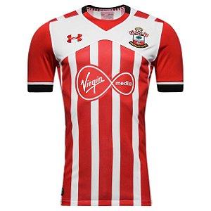 Camisa oficial Under Amour Southampton  2016 2017 I jogador
