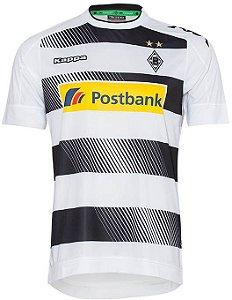 Camisa oficial Kappa Borussia Monchengladbach 2016 2017 I jogador