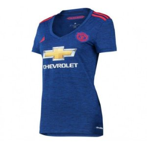 Camisa Feminina oficial Adidas Manchester United 2016 2017 II