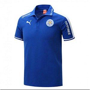 Camisa polo oficial Puma Leicester city 2016 2017 I