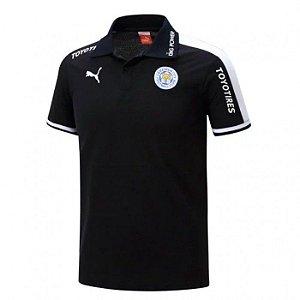 Camisa polo oficial Puma Leicester city 2016 2017 II