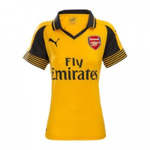 Camisa feminina oficial Puma Arsenal 2016 2017 II
