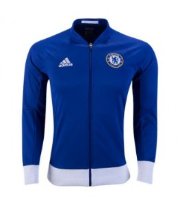 Jaqueta oficial Adidas Chelsea 2016 2017 azul