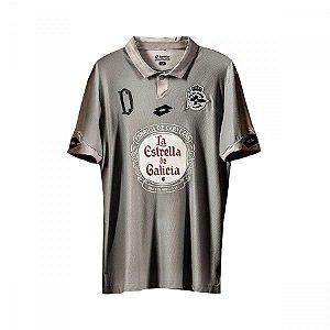 Camisa oficial Lotto Deportivo La Coruña 2016 2017 III jogador