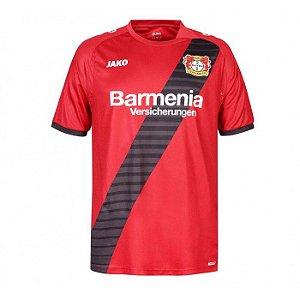 Camisa oficial Jako Bayern Leverkusen 2016 2017 II jogador