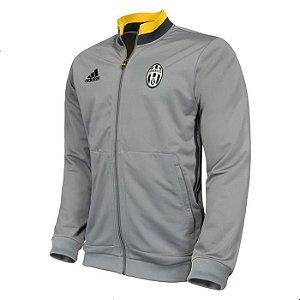 Jaqueta oficial Adidas Juventus 2016 2017 cinza