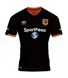 Camisa oficial Umbro Hull City 2016 2017 II jogador