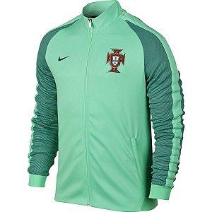 Jaqueta oficial Nike Seleção de Portugal Euro 2016 verde