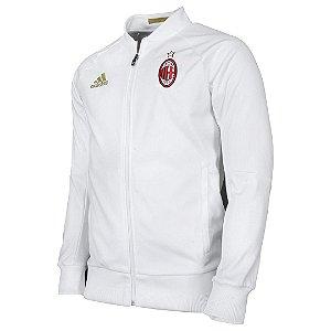 Jaqueta oficial Adidas Milan 2016 2017 branca