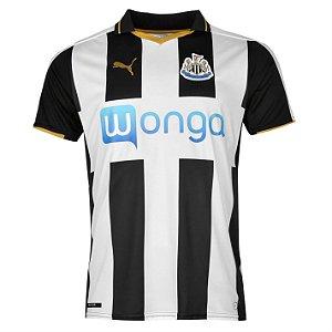 Camisa oficial Puma NewCastle United 2016 2017 I jogador