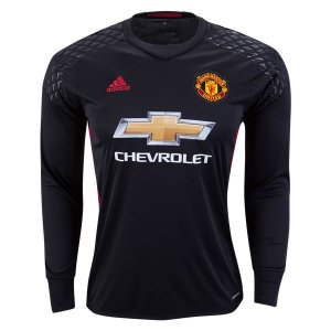 Camisa oficial Adidas Manchester United 2016 2017 II Goleiro