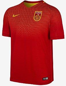Camisa oficial Nike seleção da China 2016 I jogador