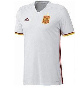 Camisa oficial adidas seleção da Espanha 2017 II jogador