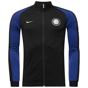 Jaqueta oficial Nike Inter de Milão 2016 2017 azul