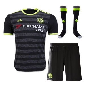 Kit adulto oficial adidas Chelsea 2016 2017 II jogador