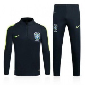 Kit treinamento oficial Nike seleção do Brasil 2016 Preto