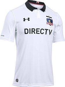 Camisa oficial Under Amour Colo Colo 2017 I jogador