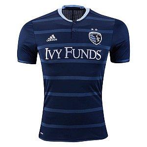 Camisa oficial Adidas Sporting Kansas City 2016 II jogador