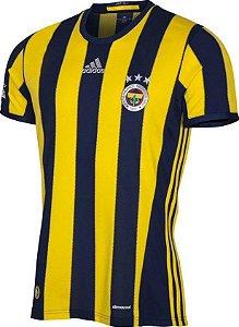 Camisa oficial Adidas Fenerbahçe 2016 2017 I jogador