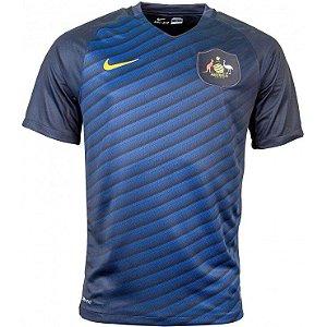 Camisa oficial Nike seleção da Australia 2016 II jogador