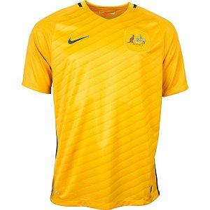 Camisa oficial Nike seleção da Australia 2016 I jogador